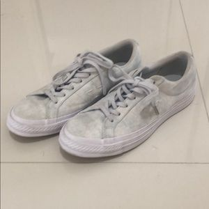 Converse One Star Marbled Sneaker